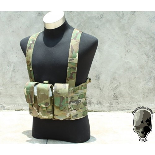 TMC Low Profile M4 Chest Rig