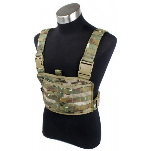 TMC Low Profile Modular Chest Rig