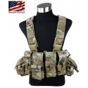 TMC MF61A Multi Function Chest Rig