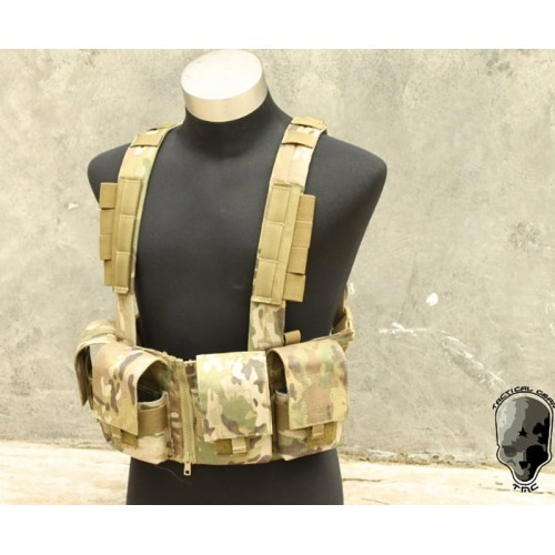 TMC MF61K Multi Function Chest Rig