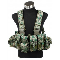 TMC MP61A Multi Function Chest Rig