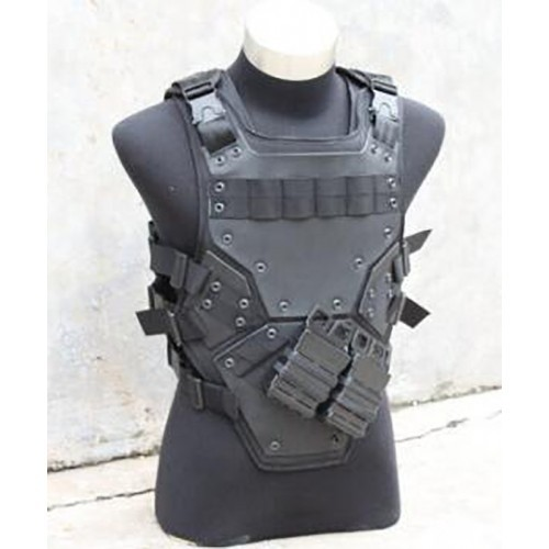 TMC TF3 Protection Body Armor (Black)