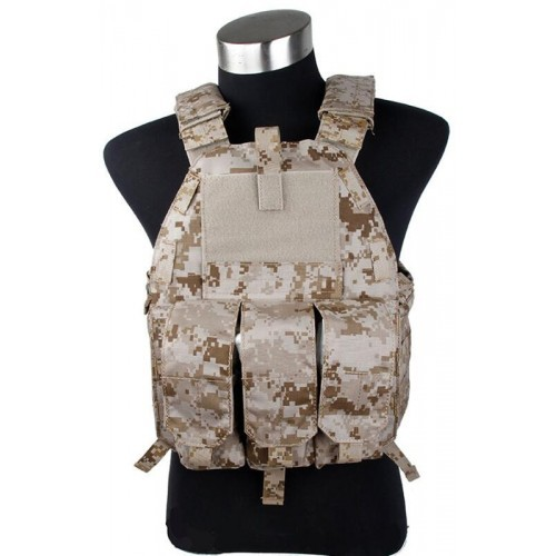 TMC MP94K Modular Plate Tactical Vest