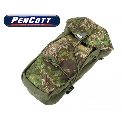TMC Multi Purpose GP Pouch Color-PenCott GreenZone