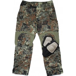 TMC Gen3 Combat Trouser with Knee Pads (Flecktarn)