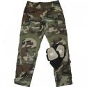 TMC Gen3 Combat Trouser with Knee Pads (Woodland)