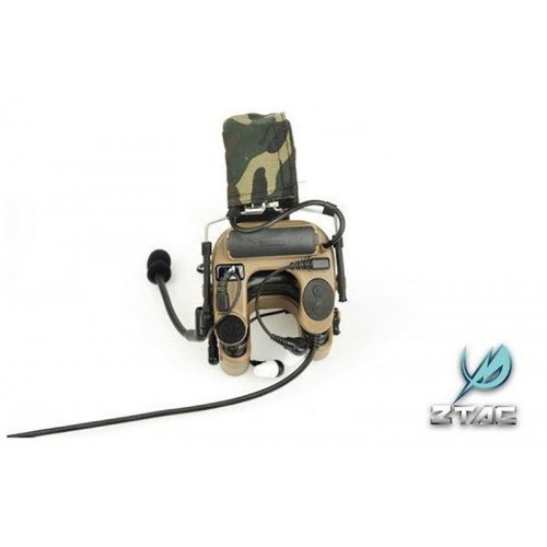 Z Tactical Comtac IV Style Tactical Headset