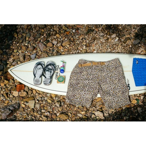 TMC OC3 Shorts (Leopard)