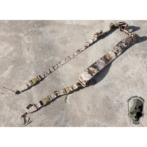 TMC 2 In 1 Point Quick Release Gun Sling