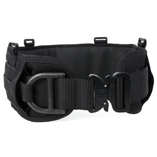 TMC Laser Cut Padded Belt with Cobra Belt