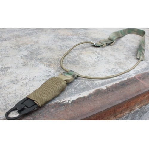 TMC Lightweight Steel Hook Single Point Gun Sling
