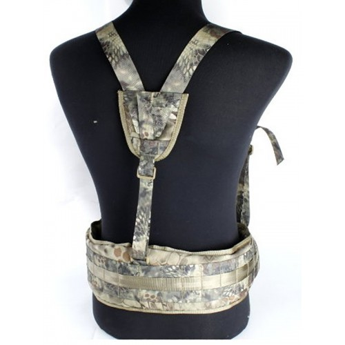 TMC MLCS System Gen2 Belt with Suspenders