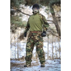 TMC Gen3 Camo Basic Trouser with Inner Knee Pads (Woodland)