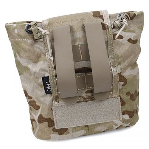 TMC Lightweight Multi Function Folding Dump Pouch