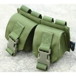 TMC Assault M67 Frag Double Grenade Pouch
