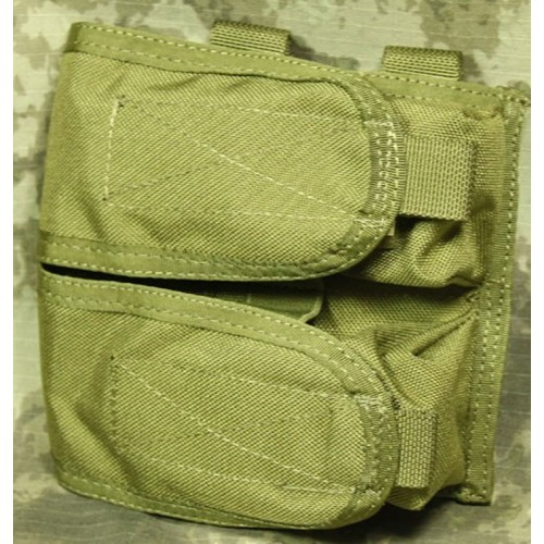 TMC Horizontal Double Mag Pouch