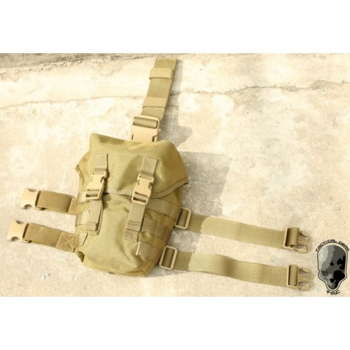 TMC Large Size Multi Function Leg Pouch