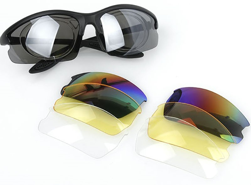 d768d4fc464 TMC C3 Polycarbonate Lightweight Eye Protection Shooting Glasses Set