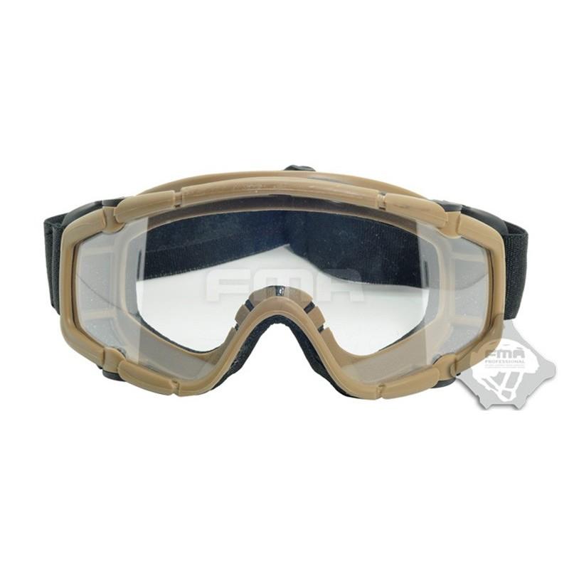 TMC SI Tactical Goggles Classic Webbing Version