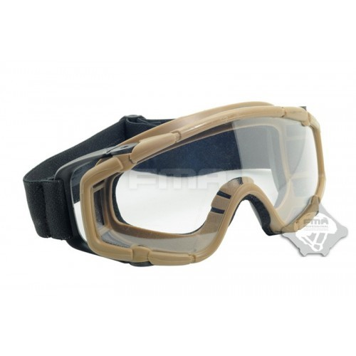 TMC SI Tactical Goggles Classic Webbing Version
