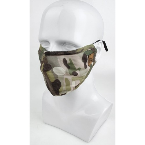 Wavecombat Soft Fabric Mask
