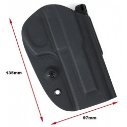 TMC Standard Kydex Holster for M92F