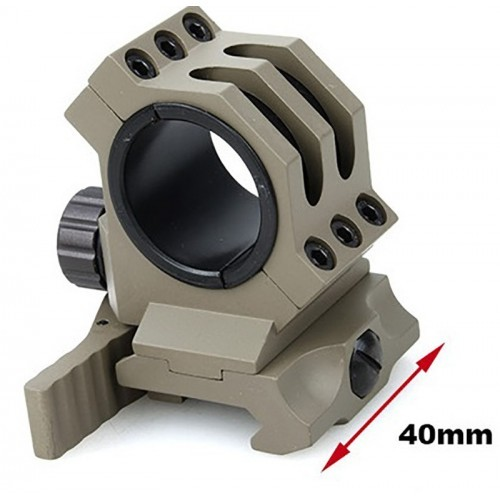 Mars Tech 25-30mm Independent QD Scope Mount