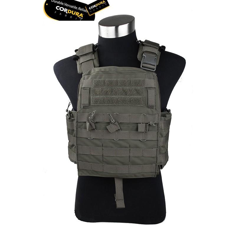 TMC Combat Plate Carrier Vest 2019 Version