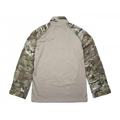 TMC Defender Combat Shirt (Multicam)