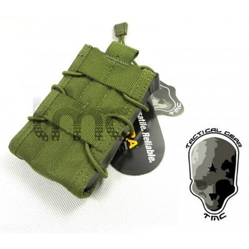 TMC Tactical Assault Single 7.62 Mag Pouch for Molle