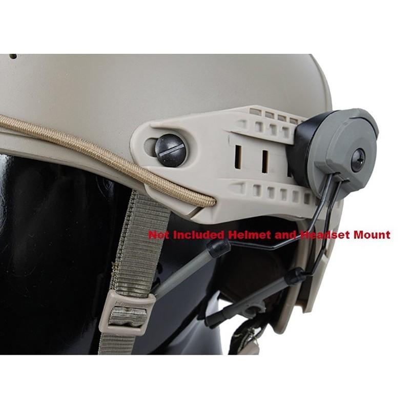 Tier None Gear Assault Frame Peltor Adapter