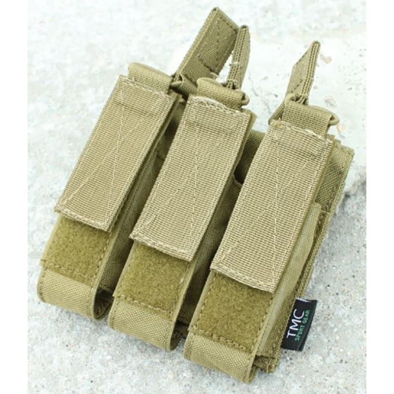 TMC MP7 Series Triple Mag Pouch