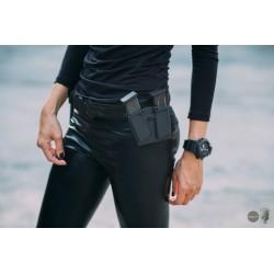 TMC Lightweight Kydex Double Pistol Holster for G17