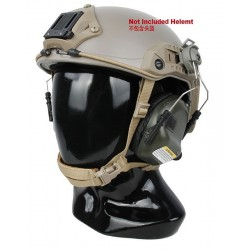 OPSMEN M31 Hearing Protection Headset With Helmet Adapter