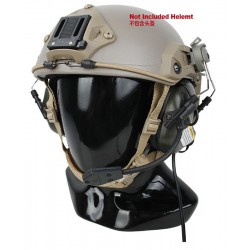 OPSMEN M32 Hearing Protection Headset With Helmet Adapter
