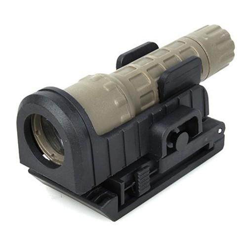 OPSMEN Adjustable Flashlight Holster