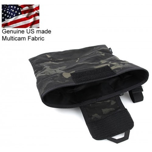 TMC Large Size Lightweight Folding Dump Pouch