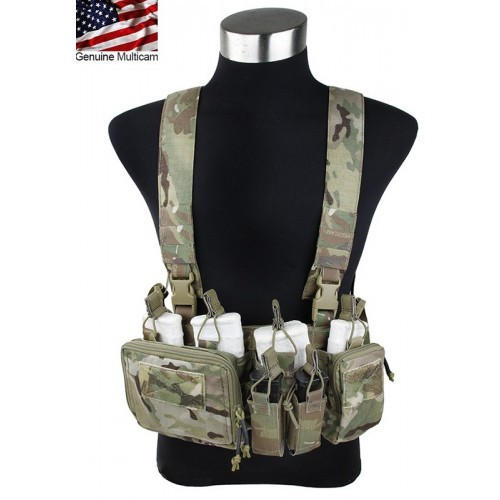 TMC Defender 3 Chest Rig Heavy Version for 7.62