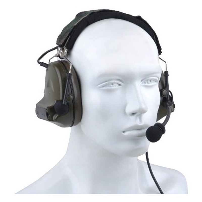 Z Tactical Comtac II Style Headset (Standard Plug Version)