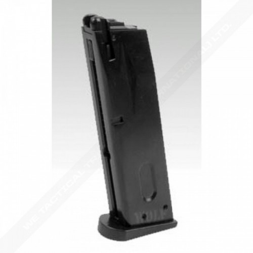WE 26Rds M92 Series GBB Pistol Magazine