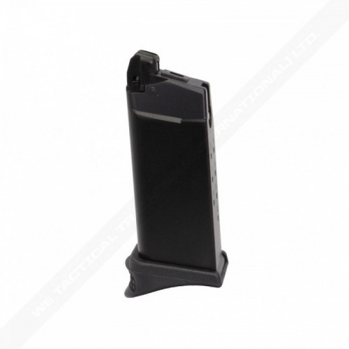 WE 15Rds Glock 26 Series GBB Pistol Magazine