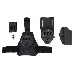 TMC RTI Series Kydex Pistol Holster Set for G17