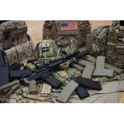 EXP 140Rds M4 Series AEG Mag Set (5 Pieces)