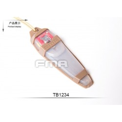 FMA T-Lite Tactical Safety Light Red Light Version