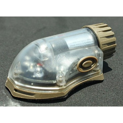 Mars Tech Tactical Safety Manta Strobe Light