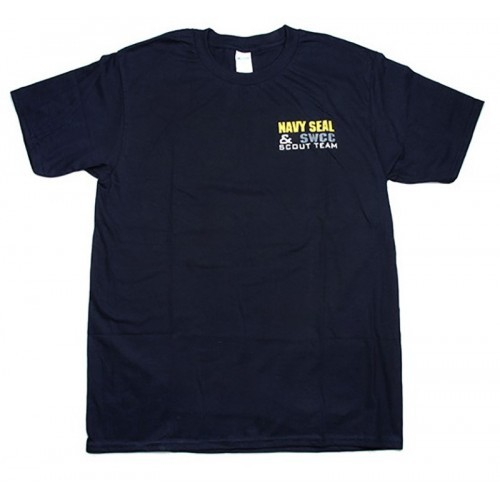 TMC Seal and SWCC Scout Team Style T Shirt