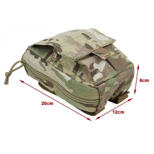 TMC Tactical Cutaway IFAK Medical Pouch