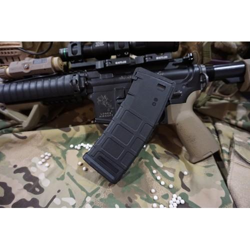 BattleAxe 330 Rds M4 Series Hi Cap Polymer Magazine