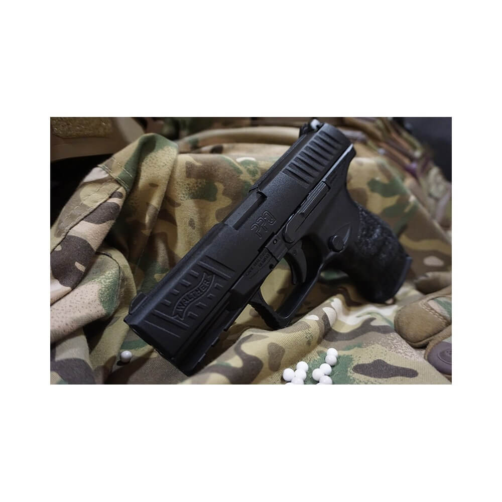 Umarex (VFC) Walther PPQ M2 6mm Gas Pistol (Asia Version)