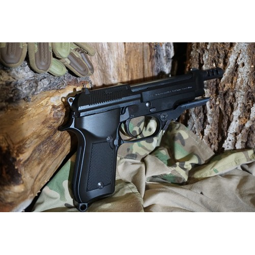 KSC M93R Full Metal GBB Gas Blowback Pistol Gen2